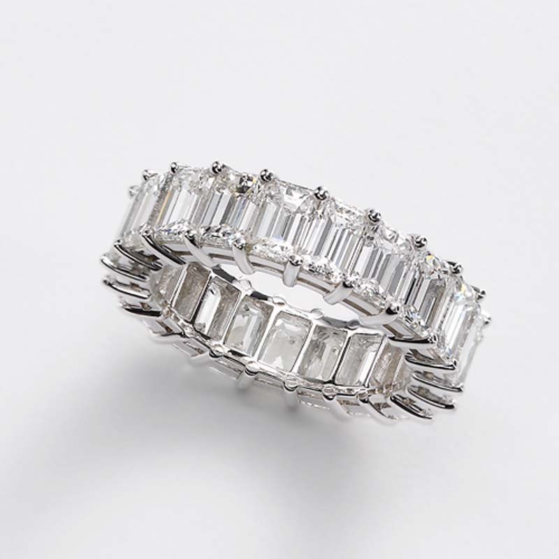 tiffany ring co tco eternity bands lucida band plat product diamond cover platinum