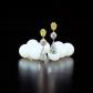 Jeffrey Daniels Fancy Diamond Earring