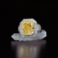 Jeffrey Daniels Magnificent Yellow Diamond Ring