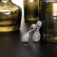Jeffrey Daniels Infinity Earring