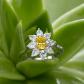 Jeffrey Daniels Fancy Color Diamond Ring